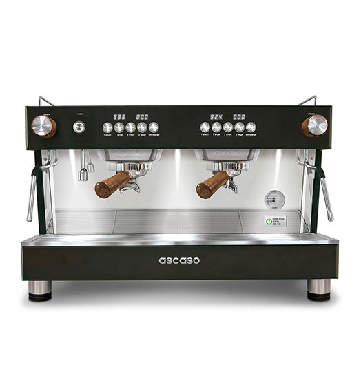 Ascaso Barista T ONE - 2GR - BLACK