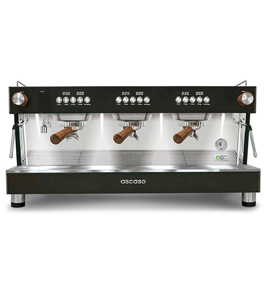 Ascaso Barista T ONE - 3GR - BLACK